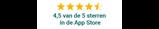 UMC zorg app krijgt 4,5 van 5 sterren